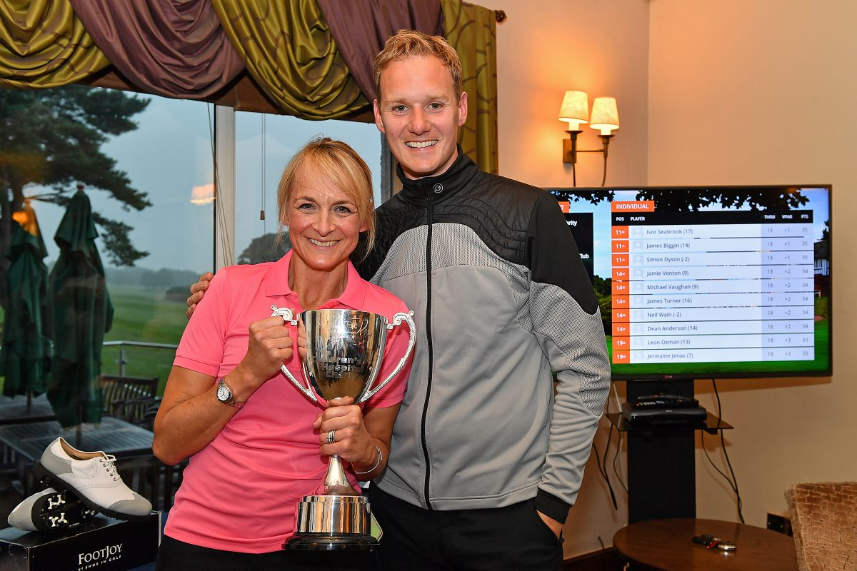 Jonathan Helps Out at Dan Walker Golf Day to Help Raise £20,000 for New Emergency Department at Sheffield Children's Hospital